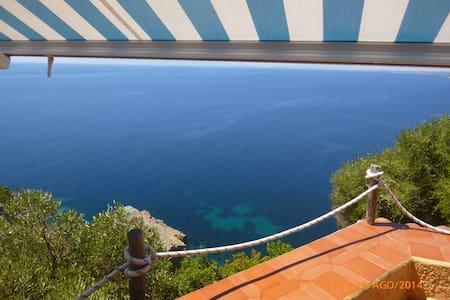 "Villa ""the bow"" overlooking the sea - Rumah"
