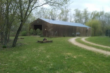 Gentleman Farm on the Bourbon Trail - Shelbyville - Camper/RV
