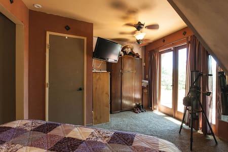 Dome Asylum Master Suite w/ Balcony - Casa