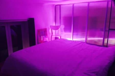 Loft cosy 90 m2  1 chambre
