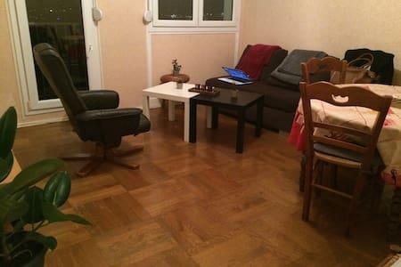 2 chambres à Besancon - Besançon - Apartment