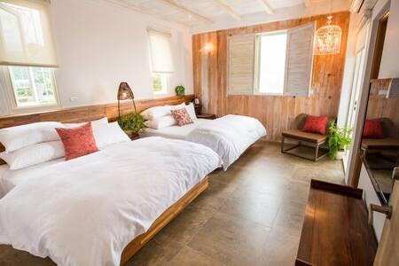 水鳥淨心房型   waterbird villa - 蘇澳鎮 - Bed & Breakfast