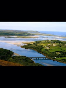 Cottage on the Wild Atlantic Way - Lettermacaward - Rumah