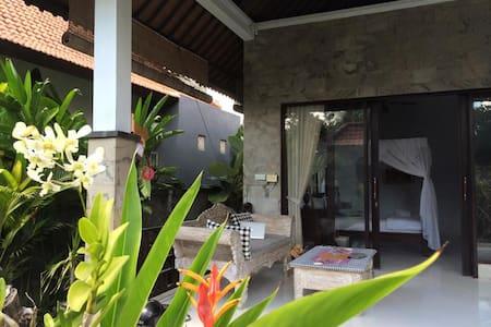 Spacious, Elegant Villa in Ubud