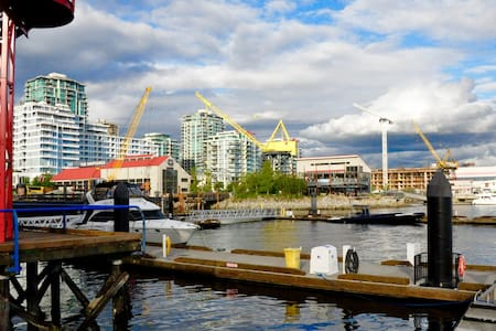 This 2-bedroom suite is located in the heart of Lonsdale waterfront community. It is walking distance to Lonsdale Quay, restaurants, cafes, Seabus to downtown. Enjoy Friday night farmers market with dozens of food tracks, beer garden and live music.