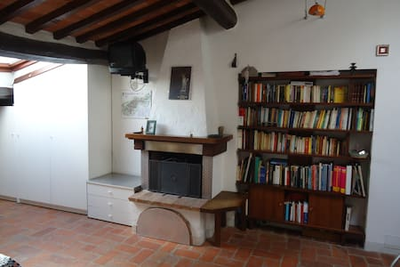 In the heart of Montepulciano - Flat
