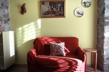 La spiga di grano - Lunigiana - Apartment