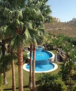 Apartamento con piscina en Bonalba Golf (Mutxamel) - Lägenhet
