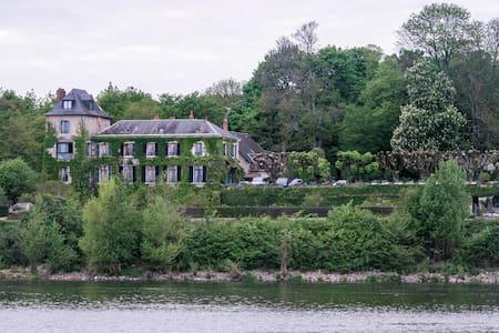 La Mouche chambre d'hôtes - Meung-sur-Loire - Guesthouse