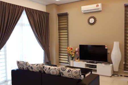 Family terrace house - Bukit Mertajam - Casa