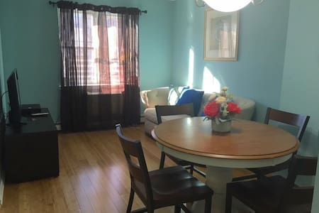Sunny Apartment Close to NYC's Major Attractions - Pis