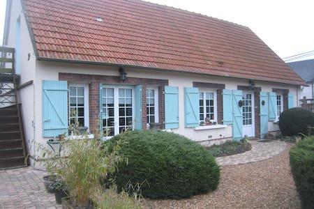 """La Maison """"Les IRIS"""" à 10 mn de Chartres - Hus"""