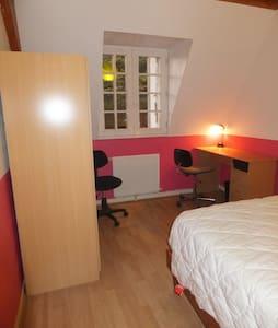 Chambre proche Angers, bord de Loire - House
