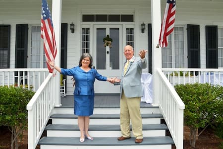 Aunt Dot's Bed and Breakfast - Bay Saint Louis - Bed & Breakfast