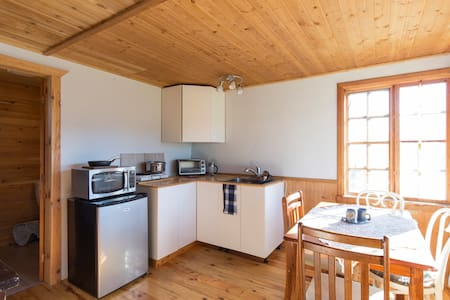 RiverGingerbread home views skihill and River! - Wakefield - Chalet