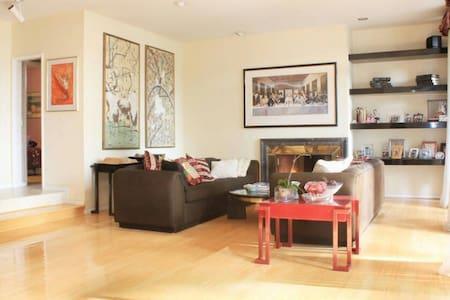 Comfortable clean private suite - Santa Clarita - Casa