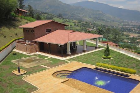 La fe (Country House) - Villa