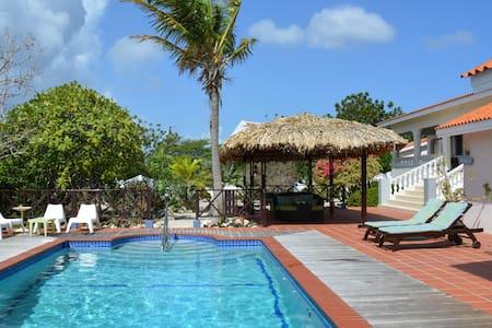 Villa Lunt - Your Own Private Resort with Pool - Kralendijk