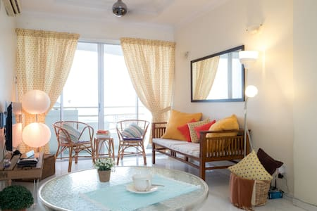 Seaview Homestay Apartment-Penang - Gelugor - Appartement en résidence