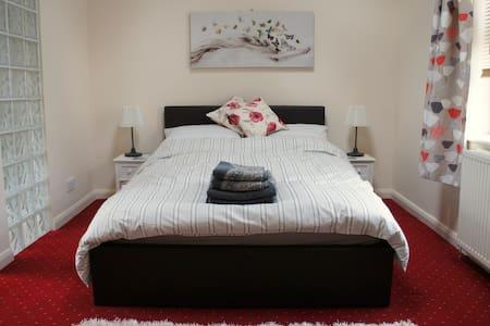 Delightful en suite double in Central London - Londres - Casa