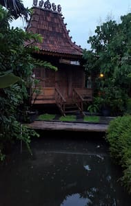 Nice Single Bedroom in Yogyakarta - Rumah