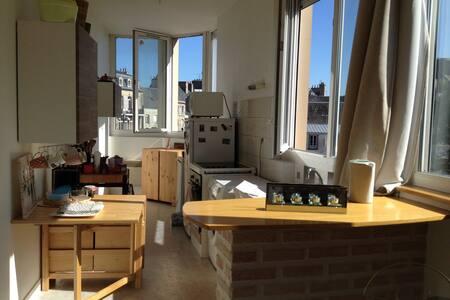 Logement Normandie/débarquement - Apartment