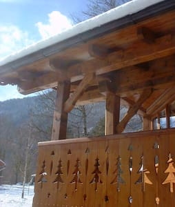 Grand chalet 20 pers 8 chb 7 sdb - Chalet