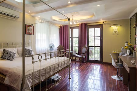 Cozy room with private bathroom (old CENTER Hanoi) - Hanoi - Byhus
