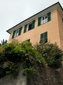 For a rest or for a vacation - Pieve Ligure - Villa