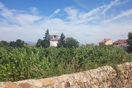Piso nuevo montaña y bodegas Rioja - Medrano - Apartamento