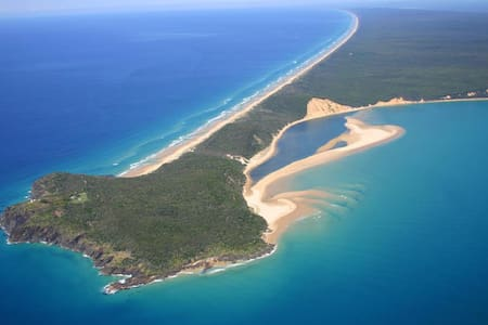 Rainbow Beach Gateway Fraser Island - Haus