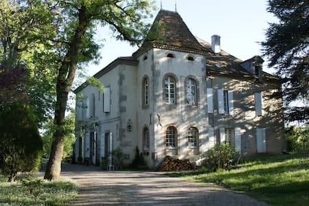 Maison d'hôte Balous - Dom