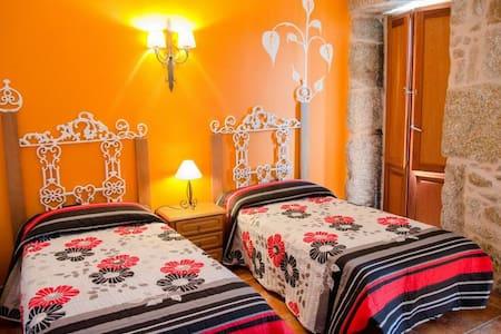 Cuarzo - Casa as Fontes - Huis