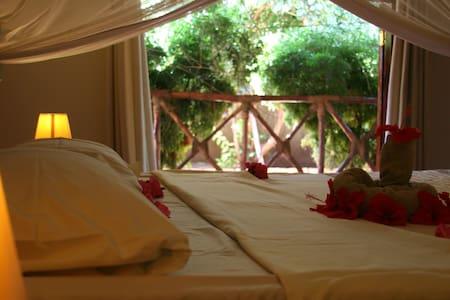 Tamani Villas - King Room - Matemwe - Villa