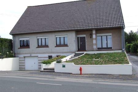 Belle maison à la campagne - Villers-Châtel - House