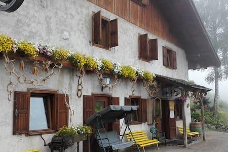 rifugio Alpenrose camera doppia - Maison