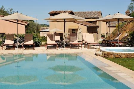App. trilo 6pax Molino della Lodola - Rapolano Terme - Apartment