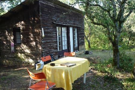 Roquebuse, jolie cabane en Périgord - Zomerhuis/Cottage
