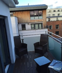 Great City Centre Penthouse,Dublin1