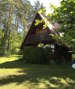 Cottage by the lake. - Kretowiny/Morąg