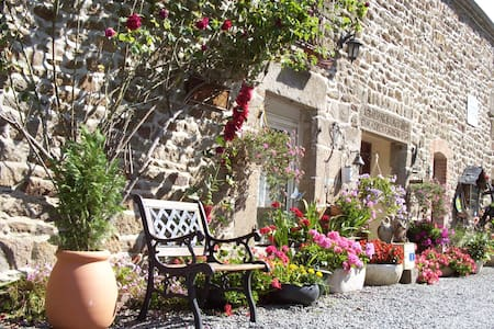 Gîte Les Fleurettes Baie du  Mont - Saint-Marcan