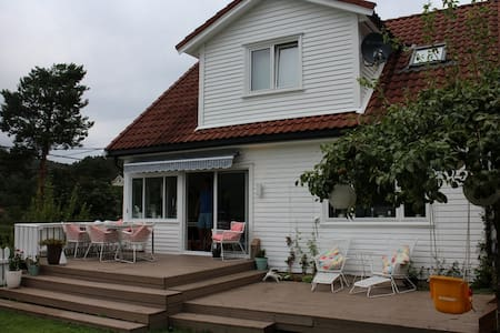 Cozy house with great views - Kristiansand