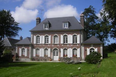 Chambre Les Galets Maison d'hôtes - Les Loges