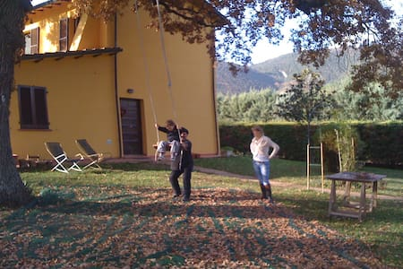 Umbria, Country house. Kids 11 & 9 - Maison