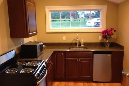 Luxury Apartment in Historic Home - Chestnut Ridge - Casa