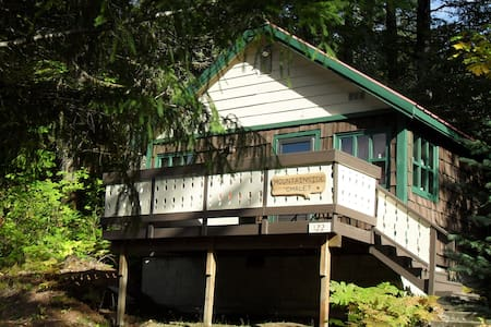 Mountainside Chalet 1 bd/1 ba/occ 2 - Ház