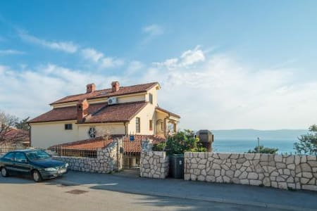 Vila Stanić with pool (app for 4) - Novi Vinodolski