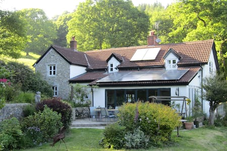 Quiet B&B smallholding, easy access - Bed & Breakfast