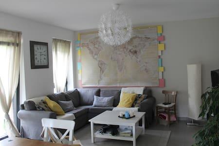 Appartement F3 rez-de-jardin - Apartment