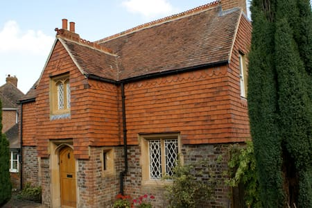 Comfortable annexe in pretty 18th century cottage - Wantage - Apartment